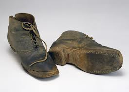 Shoes at Gettysburg