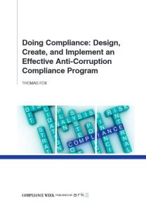 Doing Compliance