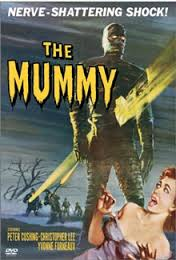 The Mummy-Hammer Films