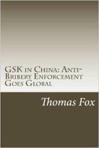 GSK in China-the book