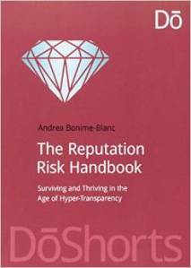 Reputation Risk Handbook